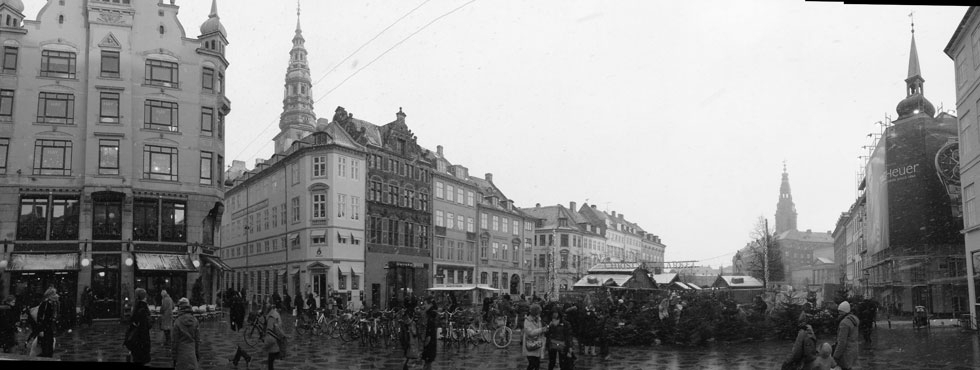 Shopping Street på Strøget i København