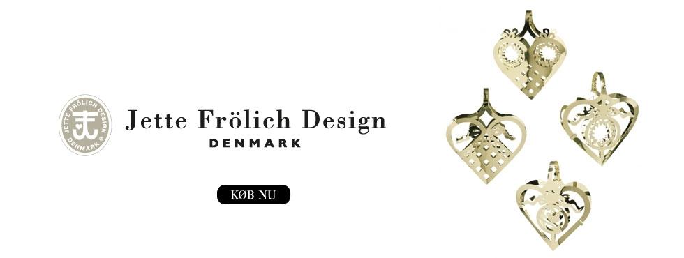 Jette Frölich Design - ShoppinStreet.dk - Strøget København - Julepynt - Shopping Street