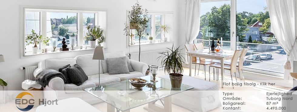 Lejlighed til salg i Hellerup