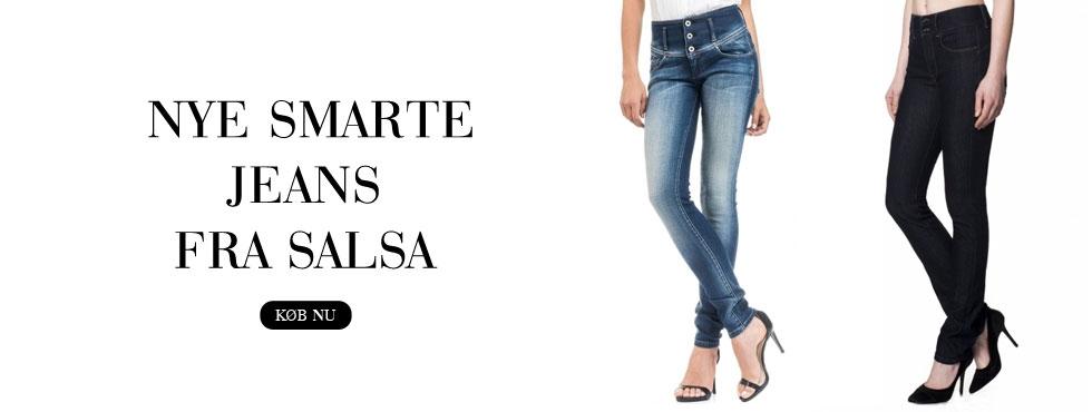 Sexy Salsa Jeans online - Køb jeans online